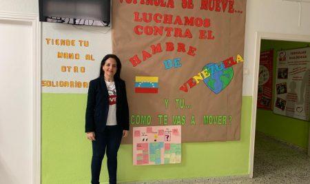 El colegio Sagrado Corazón emprende una campaña solidaria en beneficio de Venezuela